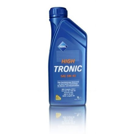 Aral HighTronic 5W40 1 liter