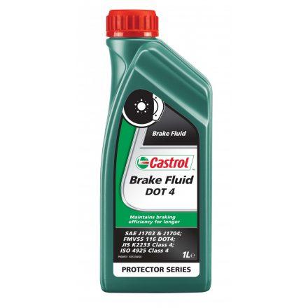 Castrol Brake Fluid DOT4 1 liter