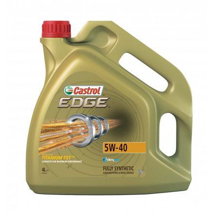 Castrol EDGE 5W40 4 liter