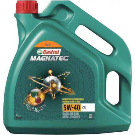 Castrol Magnatec C3 5W40 4 liter