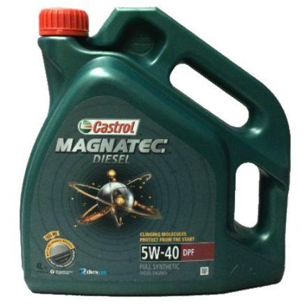 Castrol Magnatec Diesel DPF 5W40 4 liter