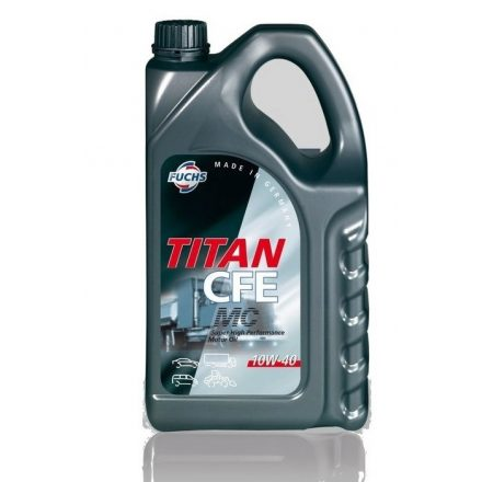Fuchs Titan CFE MC 10W40 5 liter