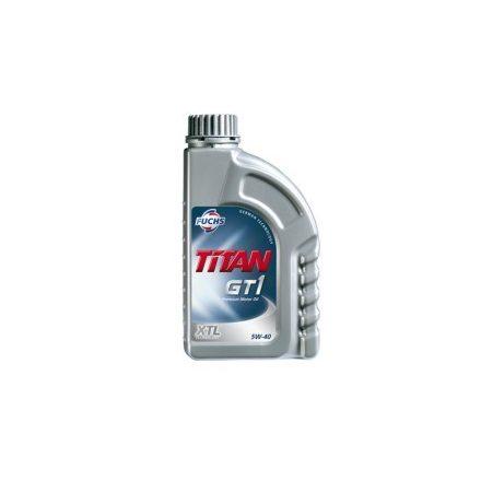 Fuchs Titan GT1 5W40 1 liter