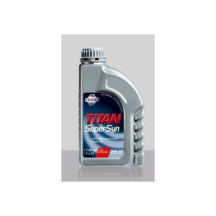 Fuchs Titan Supersyn 5W40 1 liter