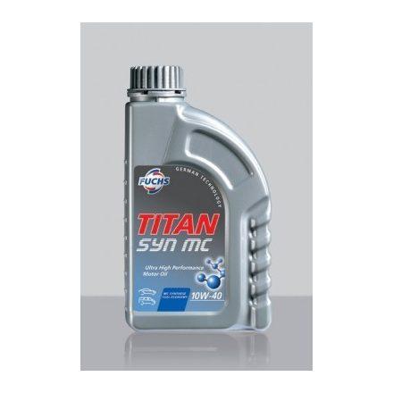 Fuchs Titan Syn MC 10W40 1 liter