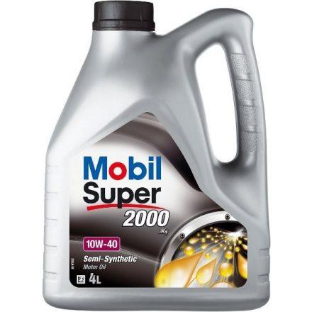 Mobil Super 2000 10W40 4 liter