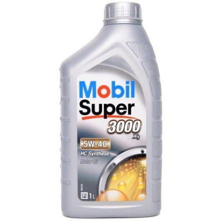 Mobil Super 3000 X1 5W40 1 liter
