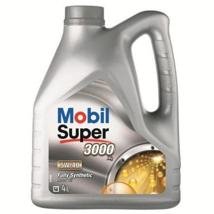 Mobil Super 3000 X1 5W40 4 liter
