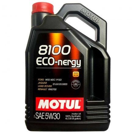 Motul 8100 Eco-nergy 5W30 4 liter