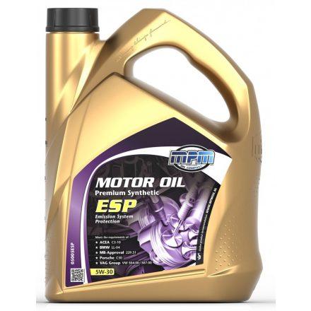 MPM 5W30 Premium Synthetic ESP Combi 5 liter