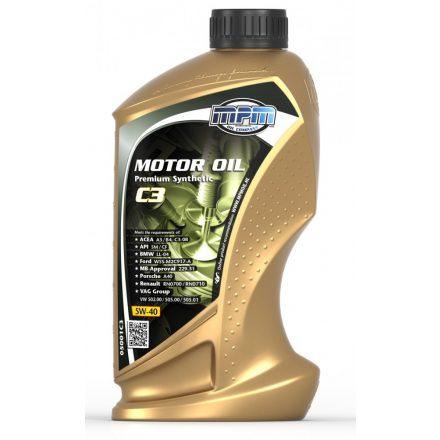 MPM 5W40 Premium Synthetic C3 1 liter
