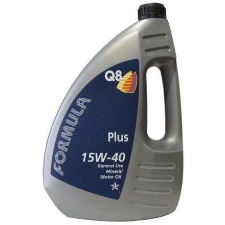 Q8 Formula Plus 15W40 4 liter