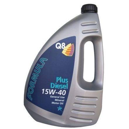 Q8 Formula Plus Diesel 15W40 4 liter