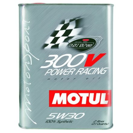 Motul 300 V Power  Racing 5W30 2 liter