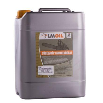 LM SL 55 fűrészgép lánckenőolaj 10 liter