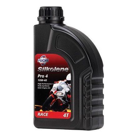 Fuchs Silkolene Pro 4 10W40 XP 1 liter