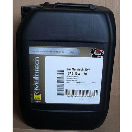 Eni Multitech JD/F 10W30 80W 20 liter