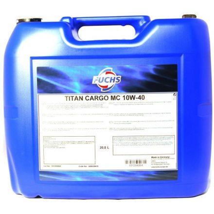 Fuchs Titan Cargo MC 10W40 20 liter