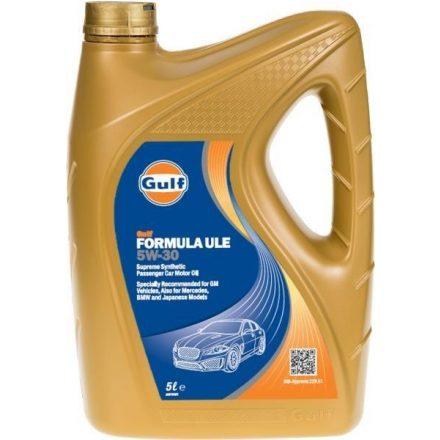 Gulf Formula ULE 5W30 4 liter