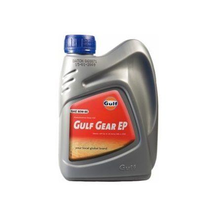 Gulf Gear EP 80W90 1 liter