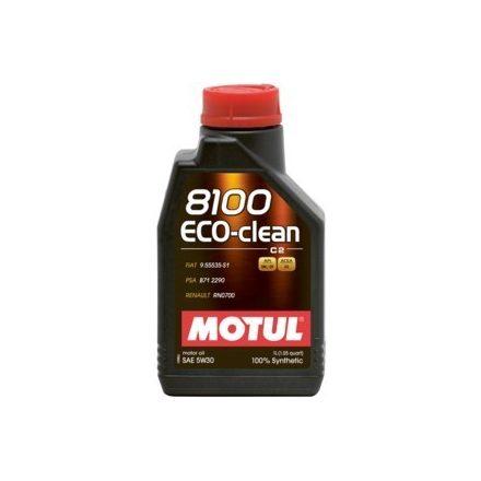 Motul 8100 Eco-Clean 5W30 1 liter