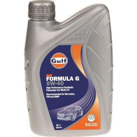 Gulf Formula G 5W40 1 liter