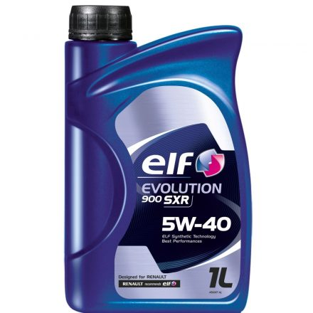 Elf Evolution 900 SXR 5W40 1 liter