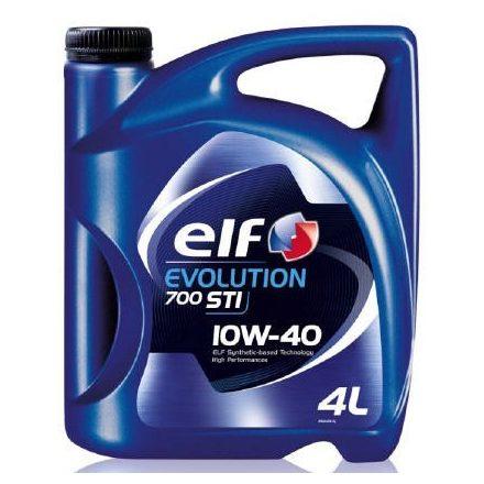 Elf Evolution 700 STI 10W40 4 liter