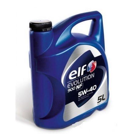 Elf Evolution 900 NF 5W40 5 liter