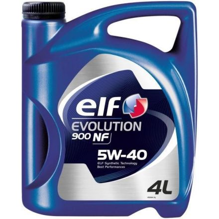 Elf Evolution 900 NF 5W40 4 liter