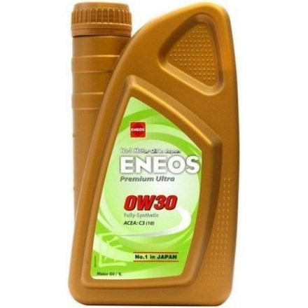 ENEOS Premium Ultra 0W30 1 liter