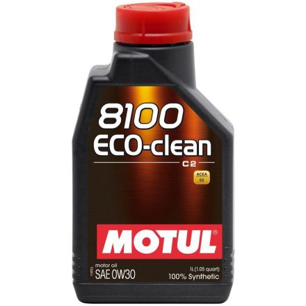Motul 8100 Eco-Clean 0W30 1 liter
