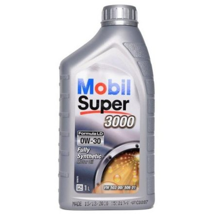 Mobil Super 3000 Formula LD 0W30 1 liter