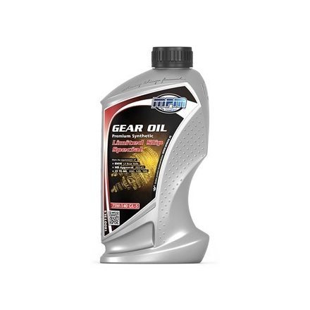 MPM 75W140  GL5 Premium Synthetic Limited Slip Special 1 liter