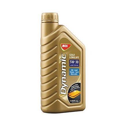 MOL Dynamic Gold Longlife 5W30 1 liter