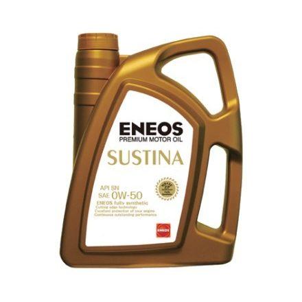 ENEOS Sustina 0W50 4 liter