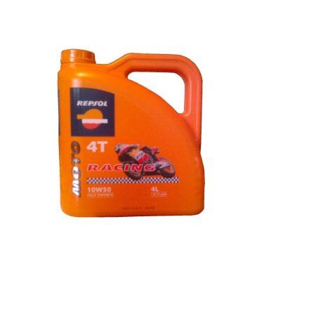 Repsol 4T Moto Racing 10W50 4 liter