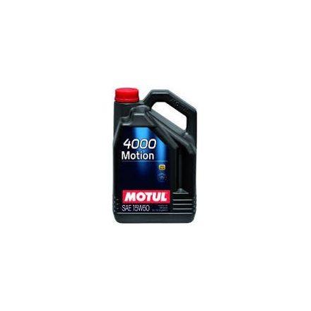 Motul 4000 Motion 15W40 5 liter