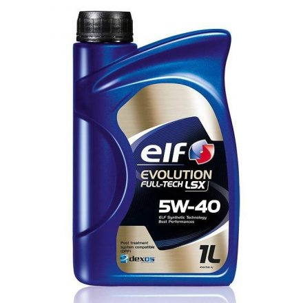 Elf Evolution Fulltech LSX 5W40 1 Liter