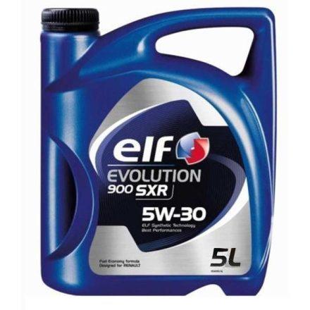 New Elf Evolution 900 SXR 5W30 5 liter