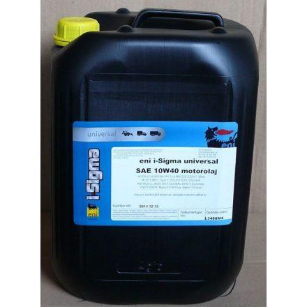 Eni i-Sigma Universal 10W40 10 liter