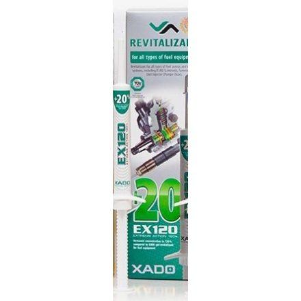 Xado 12033 EX120 revitalizáló gél bef.rendsz. 8 ml