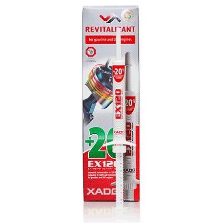Xado 12035 EX120 revitalizáló benzines 8 ml