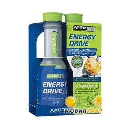 Xado 40413 Atomex Energy Drive Benzin 250 ml