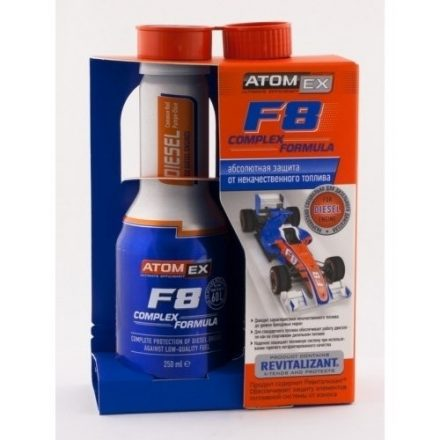 Xado 40213 Atomex F8 Complex Formula diesel 250 ml