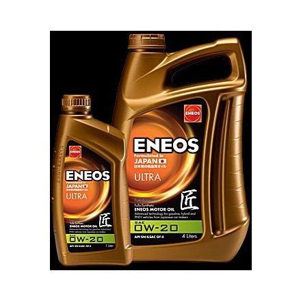ENEOS Ultra 0W20 4 liter
