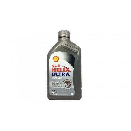 * Shell Hélix Ultra ECT C2/C3 0W30 1 liter