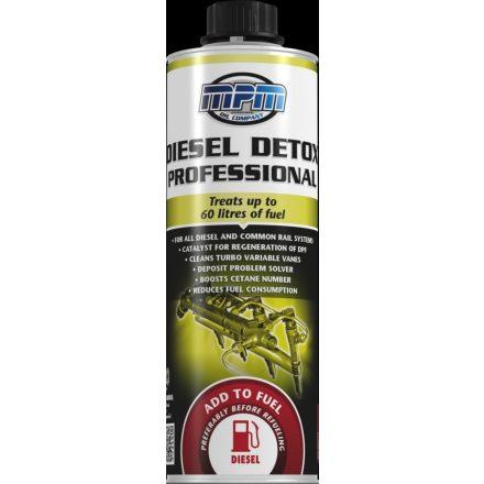 MPM adalék diesel üzemanyag DETOX 250 ml