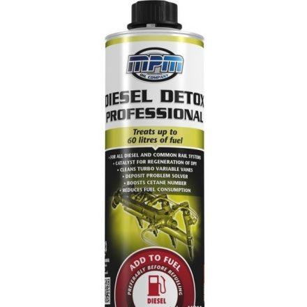 MPM adalék diesel üzemanyag DETOX 500 ml