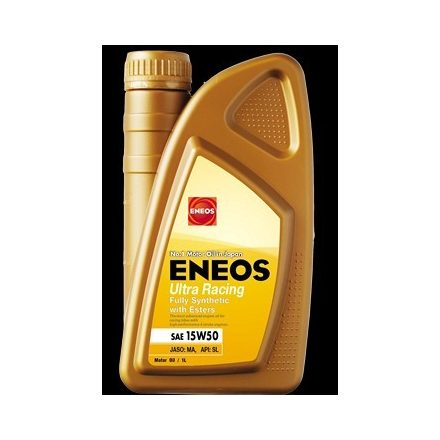 ENEOS Ultra Racing FS with Ester 15W50 1 liter